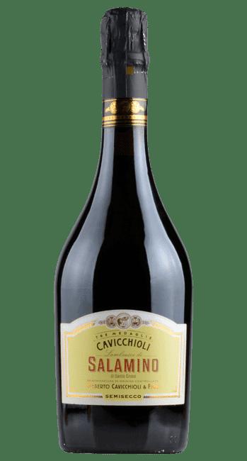 Lambrusco di Salamino di Santa Croce -  Emilia Romagna - Italien | Cavicchioli | Italien