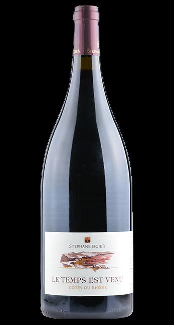 Côtes du Rhône - Le Temps est Venu -Rhône - Frankreich - 1,5 Liter | 2019 | Stepháne Ogier | Frankreich