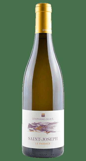 Saint-Joseph - Le Passage - Blanc -Rhône - Frankreich | 2018 | Stepháne Ogier | Frankreich