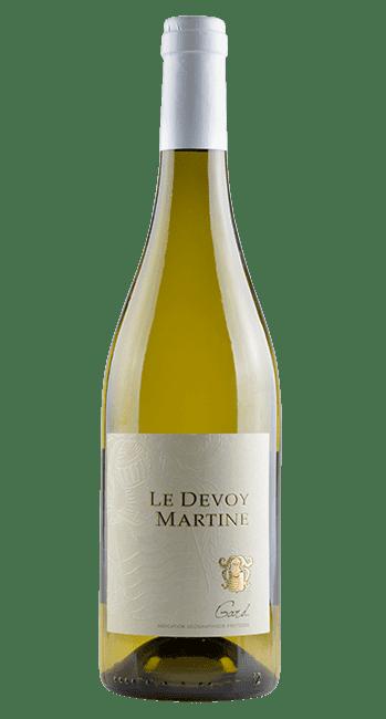 Vin Blanc - Pays du Gard - Languedoc-Roussillon - Frankreich | 2019 | Château Le Devoy Martine | Frankreich