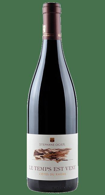 Côtes du Rhône - Le Temps est Venu -Rhône - Frankreich | 2019 | Stepháne Ogier | Frankreich