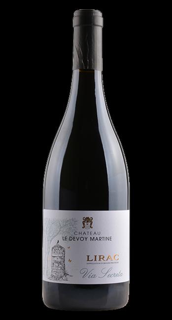 Lirac - Vin Rouge -  Rhône - Frankreich | 2018 | Château Le Devoy Martine | Frankreich
