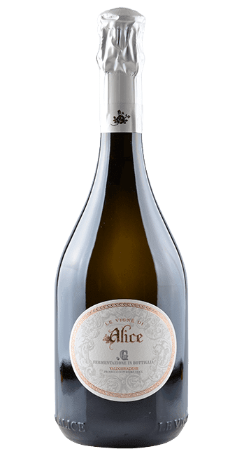 Alice - .G - Prosecco Superiore -  Brut Millesimato - Venetien - Italien | 2015 | Alice | Italien
