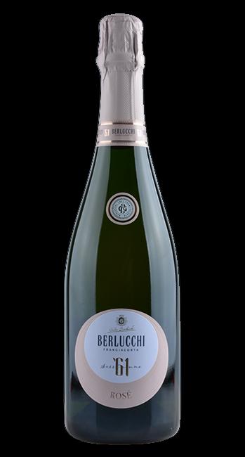 '61 Franciacorta - Brut - Rosé -  Lombardei - Italien | Berlucchi | Italien