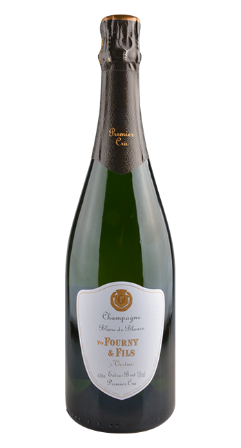 Blanc de Blancs - Brut - Premier Cru -  Champagne - Frankreich   Vve Fourny & Fils   Frankreich