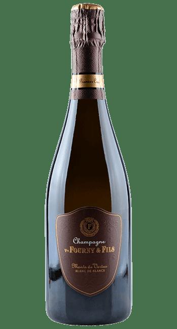 Monts de Vertus - Extra Brut - Premier Cru -  Champagne - Frankreich | 2012 | Vve Fourny & Fils | Frankreich