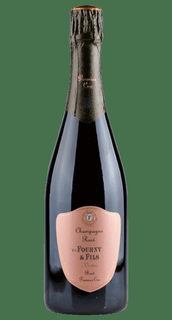 Cuvée Rosé - Brut - Premier Cru -  Champagne - Frankreich   Vve Fourny & Fils   Frankreich