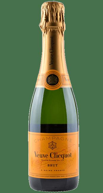 Veuve Clicquot - Brut -  Champagne - Frankreich - 0,375 Liter   Veuve Clicquot   Frankreich