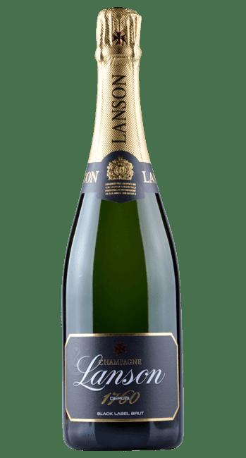 Lanson - Black Label - Brut - Champagne - Frankreich   Lanson   Frankreich