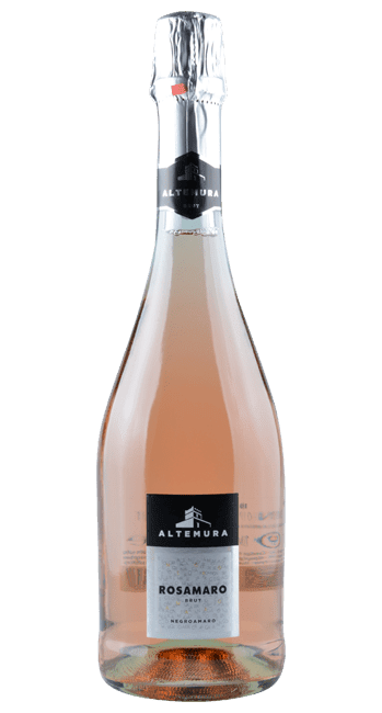 Rosamaro - Vino Spumante - Brut - Apulien - Italien | Masseria Altemura | Italien