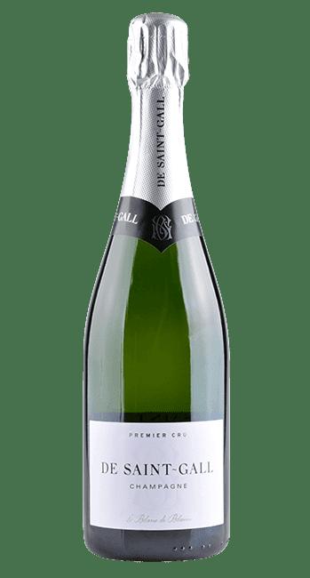 De Saint Gall - Blanc de Blancs -  Premier Cru - Champagne - Frankreich | De Saint Gall | Frankreich