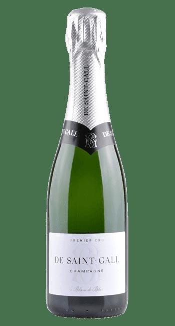 De Saint Gall - Blanc de Blancs - Premier Cru - Champagne - Frankreich - 0,375 Liter | De Saint Gall | Frankreich