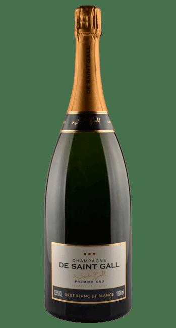 De Saint Gall - Blanc de Blancs - Premier Cru - Champagne - Frankreich - 1,5l | De Saint Gall | Frankreich