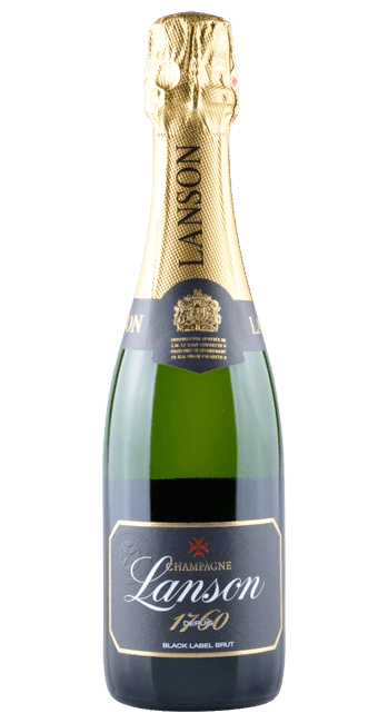 Lanson - Black Label - Brut -Champagne - Frankreich - 0,375 Liter | Lanson | Frankreich