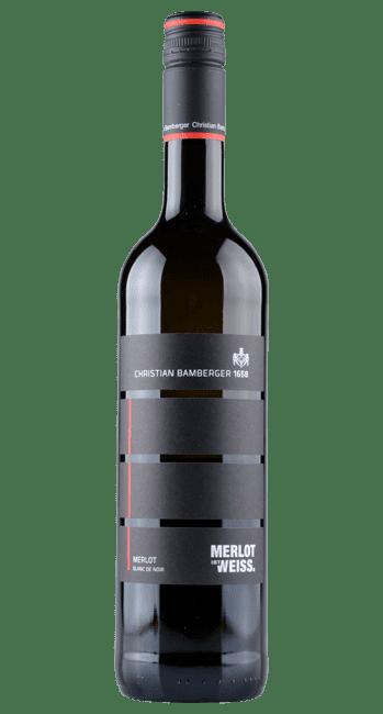 Merlot - Blanc de Noir -  Nahe - Deutschland | 2017 | Christian Bamberger | Deutschland