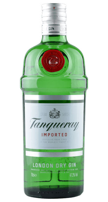 Tanqueray - London Dry Gin - 0,7 Liter | Charles Tanqueray & Co | England