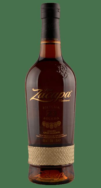 Ron Zacapa Centenario 23 - Sistema Solera -  Gran Reserva - Guatemala - 0,7 Liter | Ron Zacapa | Guatemala