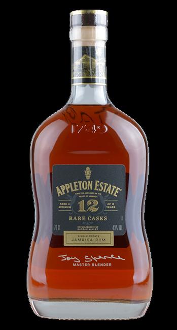 Appleton Estate - Rare Blend - 12 Years - Jamaica - 0,7 Liter | Appleton Estate | Jamaica