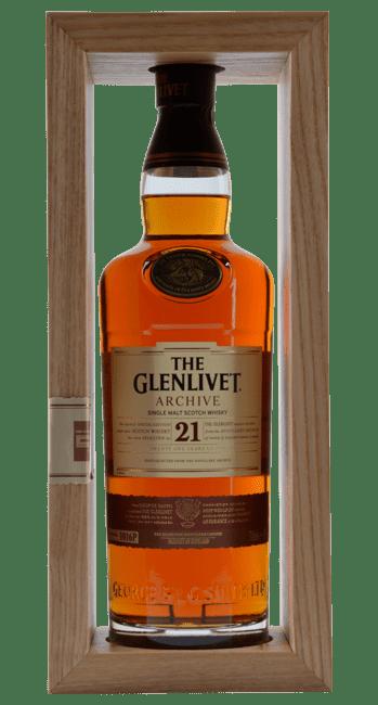 Glenlivet - Archive - 21 Years -  Single Malt Scotch Whisky - 0,7 Liter | Glenlivet | Schottland