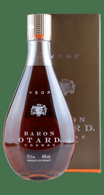 Baron Otard - V.S.O.P. - Frankreich - Charente - 0,7 Liter   Chateau de Cognac   Frankreich