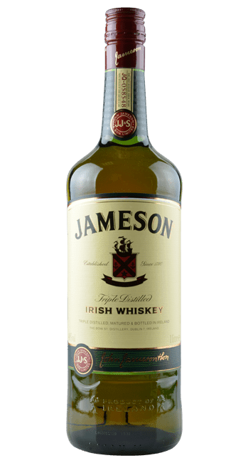 Jameson -  Irish Whiskey - 1,0 Liter | Jameson | Irland
