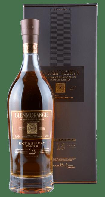 Glenmorangie - Extremely Rare - 18 Years -  Highland Single Malt Scotch Whisky - 0,7 Liter | Glenmorangie | Schottland