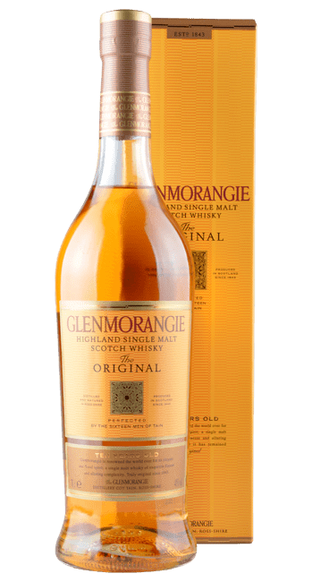 Glenmorangie - The Original - 10 Years -  Highland Single Malt Scotch Whisky - 0,7 Liter | Glenmorangie | Schottland