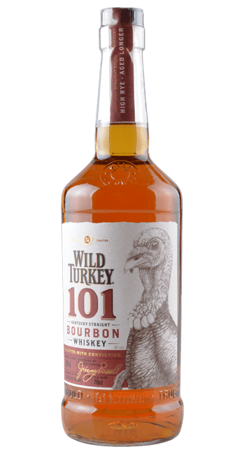 Wild Turkey - 101 Proof - Kentucky - USA - 0,7 Liter | Wild Turkey | USA