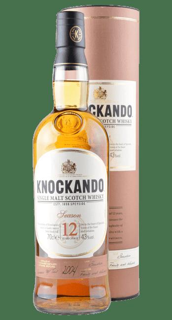 Knockando - 12 Years -  Single Malt Scotch Whisky - 0,7 Liter | Knockando | Schottland