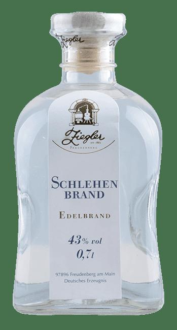 Schlehenbrand - Mainfranken - Deutschland - 0,7 Liter | Ziegler | Deutschland