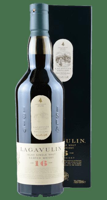 Lagavulin - 16 Years -  Islay Single Malt Scotch Whisky  - 0,7 Liter | Lagavulin | Schottland