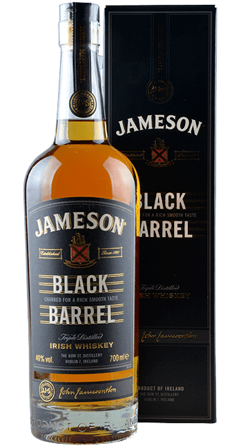Jameson - Black Barrel -  Irish Whiskey - 0,7 Liter | Jameson | Irland