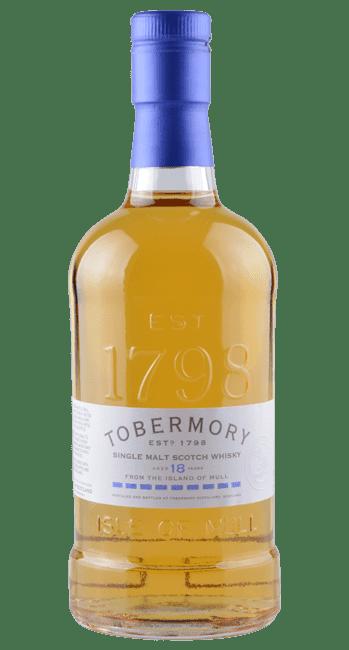Tobermory - 18 Years/2016 -  Single Malt Scotch Whisky - 0,7 Liter | Tobermory | Schottland
