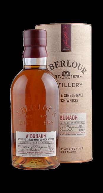 Aberlour - a' bunadh -   Highland Single Malt Scotch Whisky - 0,7 Liter | Aberlour | Schottland