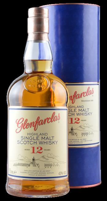 Glenfarclas - 12 Years -  Highland Single Malt Scotch Whisky - 0,7 Liter | Glenfarclas | Schottland