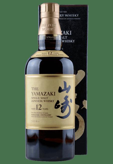 The Yamazaki  - 12 Years -  Single Malt Whisky - Japan - 0,7 Liter | Suntory | Japan