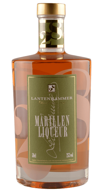Marillenliqueur -  Schliersee - Deutschland - 0,5 Liter | Lantenhammer | Deutschland