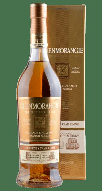 Glenmorangie - Nectar d' Or - 12 Years -  Highland Single Malt Scotch Whisky - 0,7 Liter | Glenmorangie | Schottland