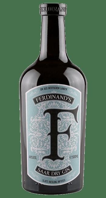 Ferdinand's - Saar Dry Gin - Saar -  Deutschland - 0,5 Liter | Ferdinand`s | Deutschland