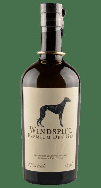 Windspiel - Premium Dry Gin - Eifel - Deutschland - 0,5 Liter | Windspiel | Deutschland