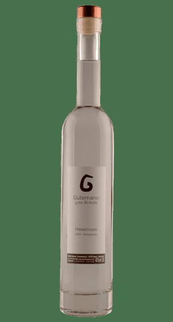Haselnuss - edler Nussgeist -  Bodensee - Deutschland - 0,5 Liter | Walter Gutemann | Deutschland