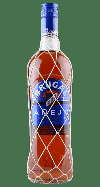 Brugal - Ron Anejo - Superior -  Dominikanische Republik - 1,0 Liter   Brugal   Dominikanische Republik
