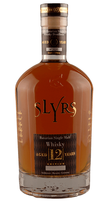Slyrs - Single Malt Whisky - 12 Years -  Bayern - Deutschland - Streng limitiert - 0,7 Liter | 2006 | Slyrs Destillerie | Deutschland