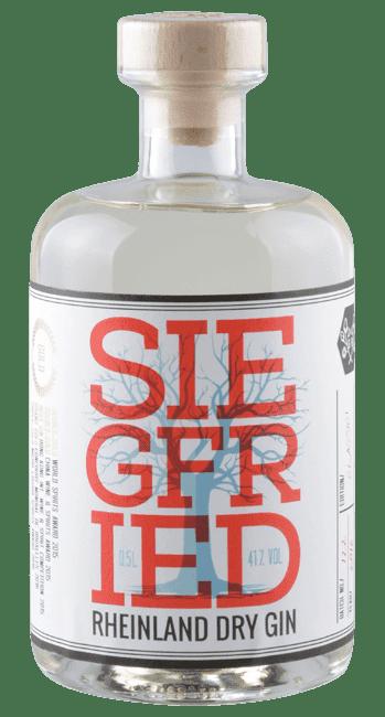 Siegfried - Rheinland Dry Gin -  Deutschland - 0,5 Liter | Rheinland Distillers | Deutschland