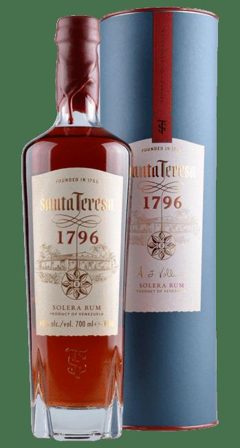 Santa Teresa - Solera Rum - 1796 -  Venezuela - Südamerika | Santa Teresa | Venezuela