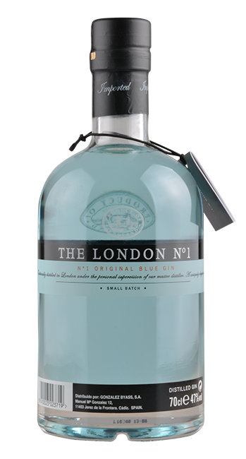 The London No.1 Original Blue Gin - England - 0,7 Liter | González Byass | England