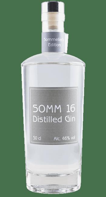 Somm 16 - Distilled Gin - Deutschland - 0,5 Liter   Walter Gutemann   Deutschland