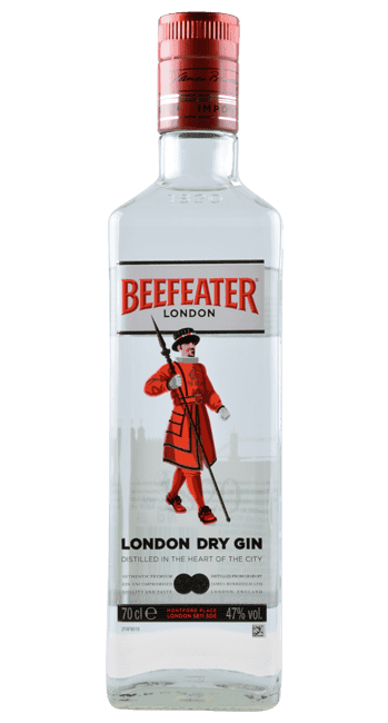 Beefeater - London Dry Gin -  England -  1,0 Liter | Beefeater | England
