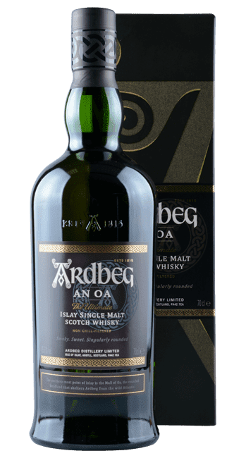 Ardbeg - An Oa -  Islay Single Malt Scotch Whisky - 0,7 Liter | Ardbeg | Schottland