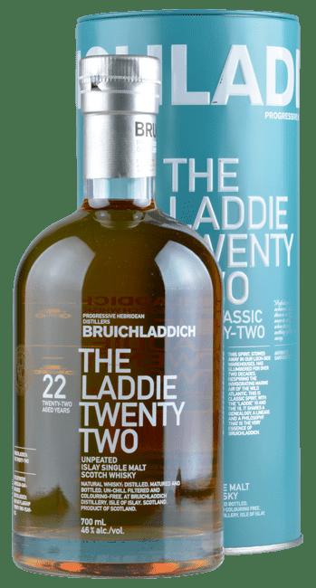 The Laddie Twenty Two - 22 Years - Islay Single Malt Scotch Whisky - 0,7 Liter | Bruichladdich | Schottland